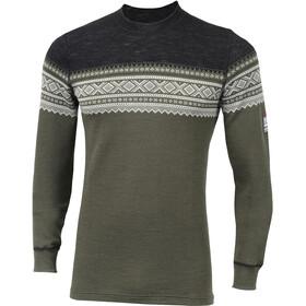 Aclima DesignWool Marius Langærmet T-shirt Herrer oliven